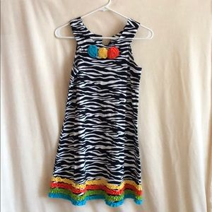 funky fun sundress, girls 12, good condition, 15$
